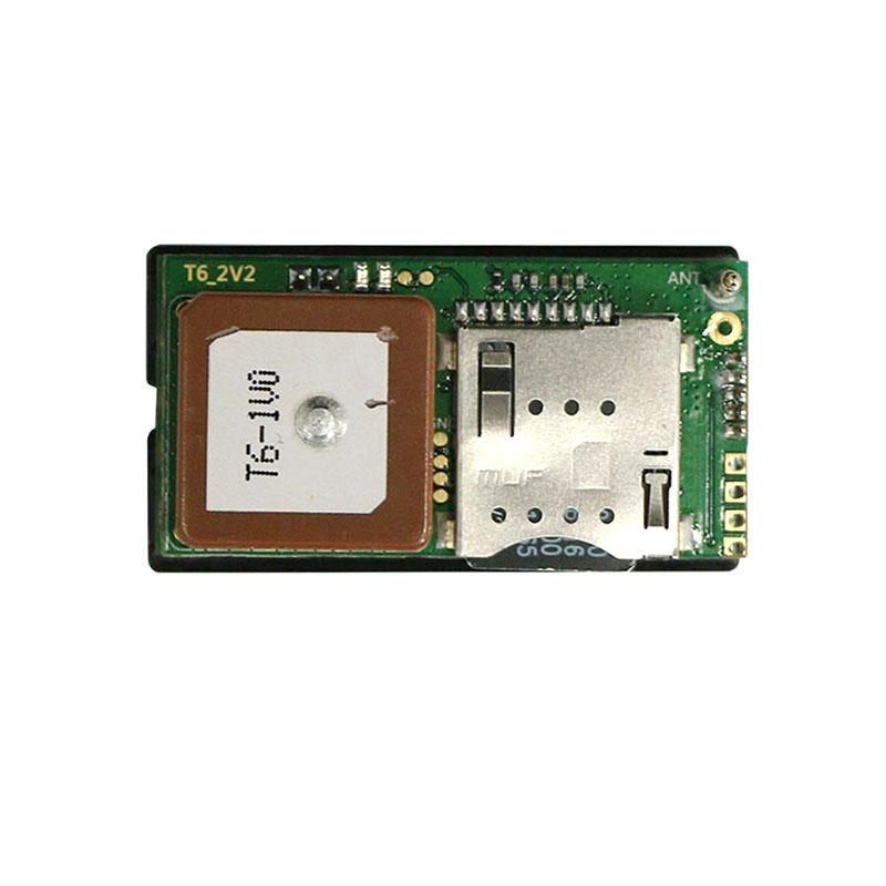 GPS трекер GOOME GM07W + 6 месяцев мониторинга в подарок